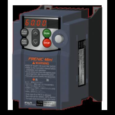 fuji MINI frequentieregelaar 0,75 kW 400V