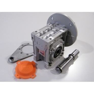 CM090 wormwielreductor as 35mm
