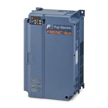 Fuji Ace  frequentieregelaar 5,5 kW  400 Volt
