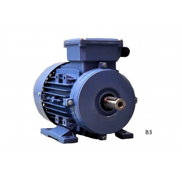 5 x  MS 112M-4  4 kW  ie3 1500 rpm elektromotor